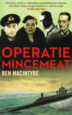 Operatie Mincemeat - 9789085711186 - Ben Macintyre