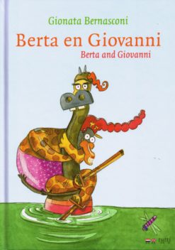 Berta en Giovanni - 9789490139049 - Gionata Bernasconi