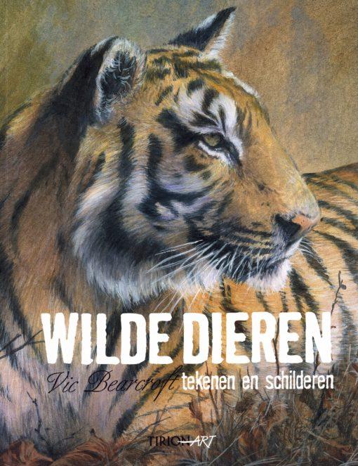 Wilde dieren tekenen en schilderen - 9789043915670 - Vic Bearcroft
