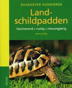 Landschildpadden - 9789044722574 - Hartmut Wilke