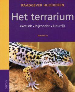 Het terrarium - 9789044723625 - Manfred Au