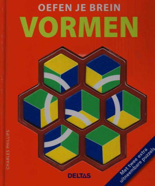 Vormen - 9789044734188 - Charles Philips
