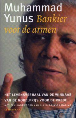 Bankier voor de armen - 9789056379339 - Muhammad Yunus