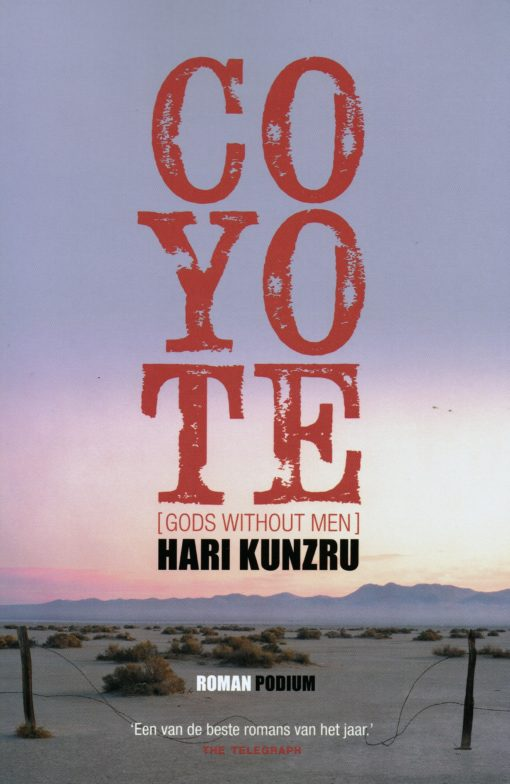 Coyote - 9789057595257 - Hari Kunzru