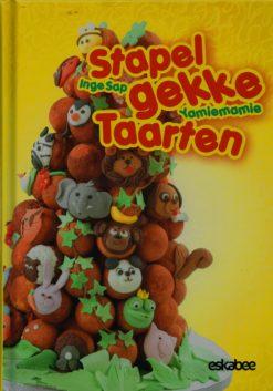 Stapelgekke Taarten - 9789058564245 - Inge Sap