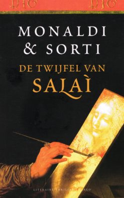 De twijfel van Salaì - 9789023440789 - Rita Monaldi