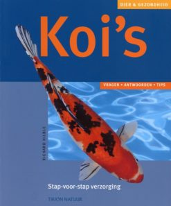 Koi's - 9789052106298 - Richard Hilble