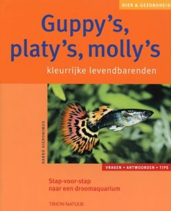 Guppy's, platy's, molly's - 9789052106304 - Harro Hieronimus