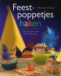 Feestpoppetjes haken - 9789058773791 - Marieke Dissel
