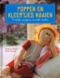 Poppen en kleertjes naaien - 9789058774330 - Heike Roland