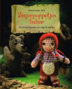Vingerpoppetjes haken - 9789058779908 - Annemarie Arts