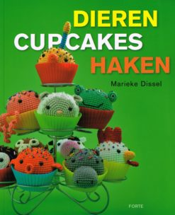Dieren cupcakes haken - 9789058779915 - Marieke Dissel