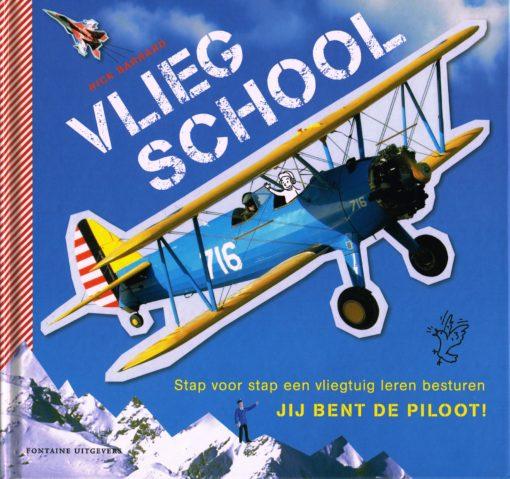 Vliegschool - 9789059564701 - Nick Barnard