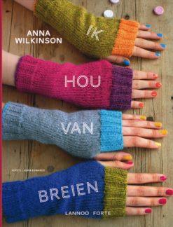 Ik hou van breien - 9789077437025 - Anna Wilkinson