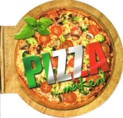 Pizza maken - 9789079758463 -