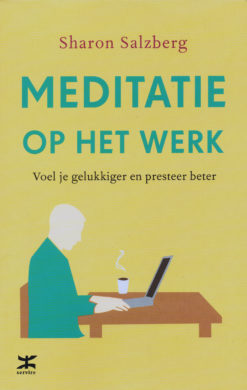 Meditatie op het werk - 9789021556543 - Sharon Salzberg