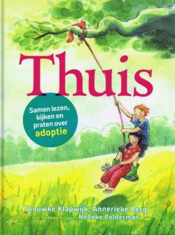 Thuis - 9789026602207 - Vrouwke Klapwijk