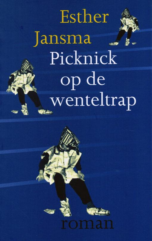 Picknick op de wenteltrap - 9789029523202 - Esther Jansma