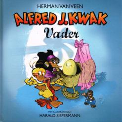Alfred J. Kwak. Vader - 9789043517386 - Herman van Veen