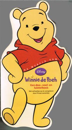 Winnie de Poeh. Een doe-, voel- en luisterboek - 9789047603351 -