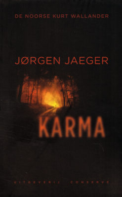 Karma - 9789054293200 - Jorgen Jaeger