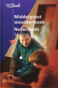 Van Dale Middelgroot woordenboek Nederlands Spaans - 9789066482906 - Johanna Vuyk-Bosdriesz