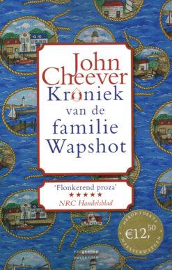 Kroniek van de familie Wapshot - 9789461641694 - John Cheever