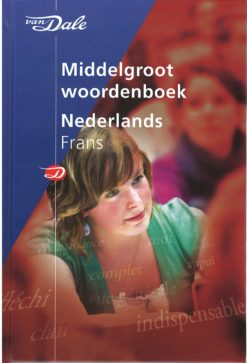 Woordenboek Nederlands-Frans - 9789066482845 -