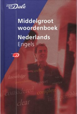 Woordenboek Nederlands-Engels - 9789066482814 -