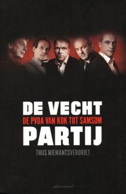 De vecht partij - 9789020412109 - Thijs Niemantsverdriet