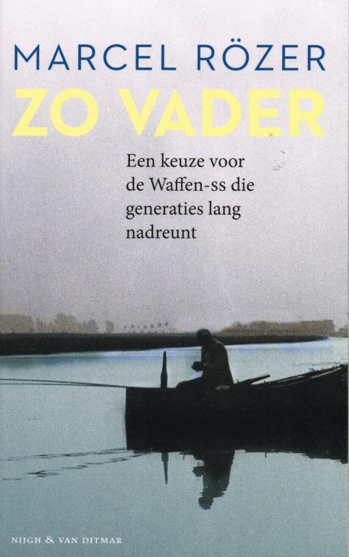 Zo Vader - 9789038896601 - Marcel Rözer
