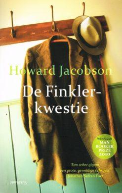 De kwestie Finkler - 9789044628845 - Howard Jacobson