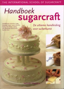 Handboek Sugarcraft - 9789048305391 - Nicolas Lodge