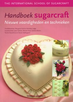 Handboek Sugarcraft - 9789048307937 - Nicolas Lodge