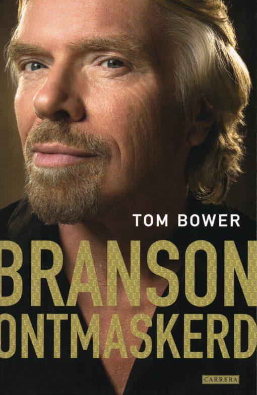 Branson ontmaskerd - 9789048822263 - Tom Bower