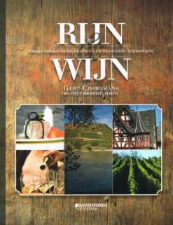 Rijn & Wijn - 9789058269638 - Gert Corremans