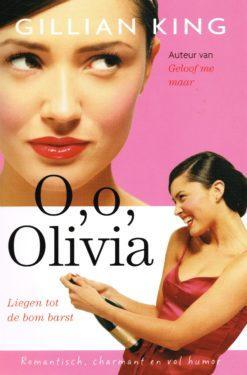 O,o, Olivia - 9789059776296 - Gillian King