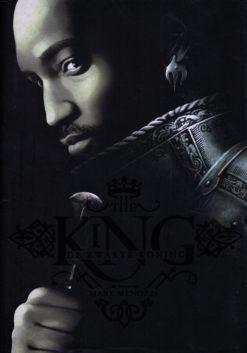The King. De zwarte koning - 9789078345503 - Mark Menozzi