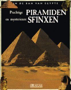 In de ban van Egypte – Prachtige piramiden en mysterieuze sfinxen - 9782830222892 -