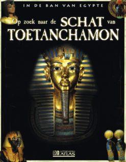 In de ban van Egypte -Op zoek naar de schat van Toetanchamon - 9782830222895 -