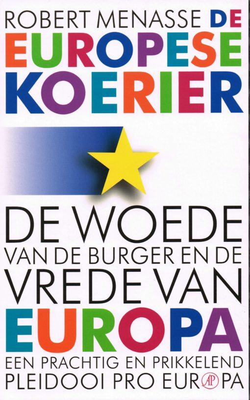 De Europese koerier - 9789029587945 - Robert Menasse