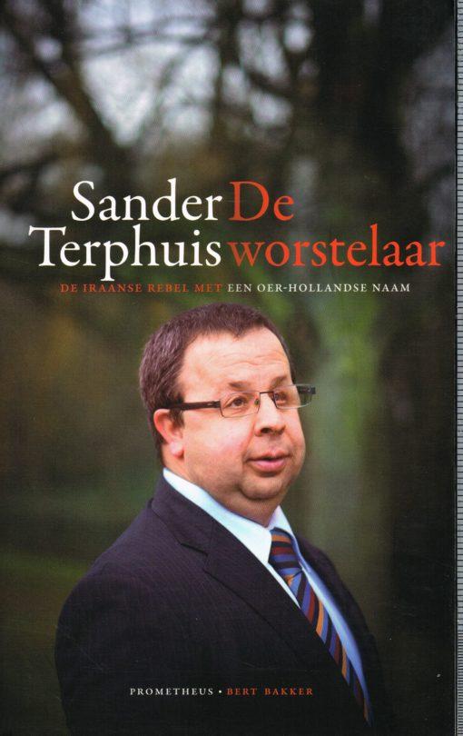 Worstelaar - 9789035142886 - Sander Terphuis