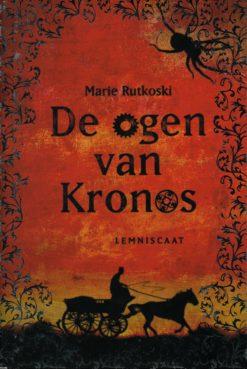 De ogen van Kronos - 9789047701880 - Marie Rutkoski