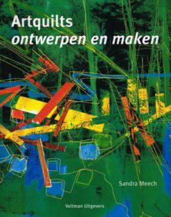 Artquilts - 9789048303755 - Sandra Meech