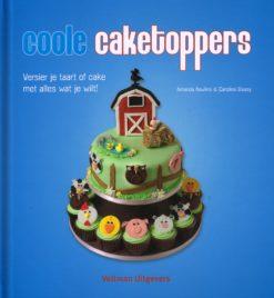 Coole caketoppers - 9789048307005 - Amanda Rawlins