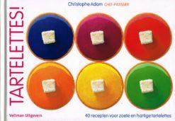 Tartelettes! - 9789048308743 - Christophe Adam