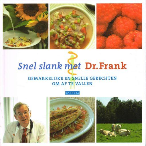 Snel slank met Dr. Frank - 9789048814299 - Frank van Berkum