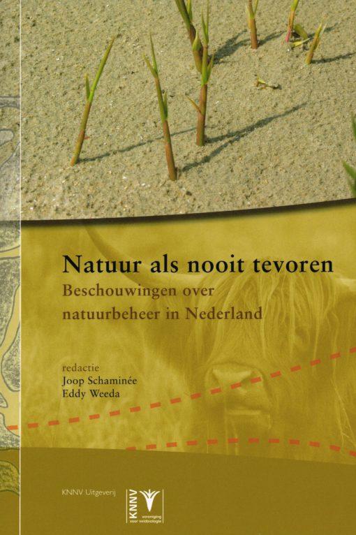 Natuur als nooit tevoren - 9789050113137 - Joop Schaminée