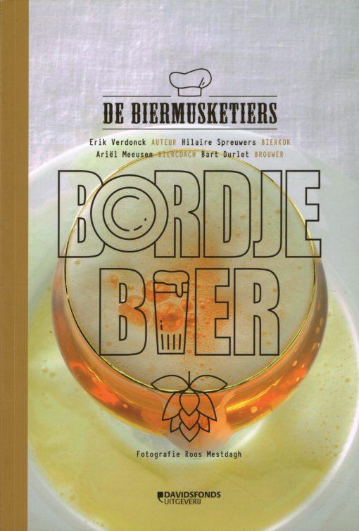 Bordje bier - 9789058269935 - Erik Verdonck