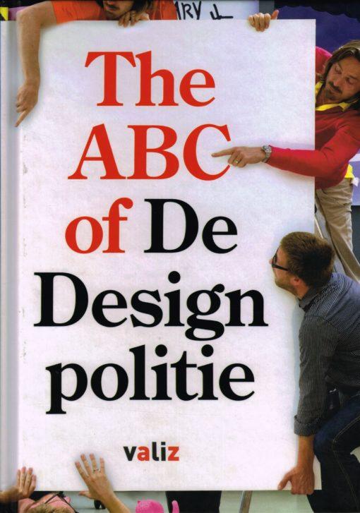 The ABC of De Designpolitie - 9789078088219 -